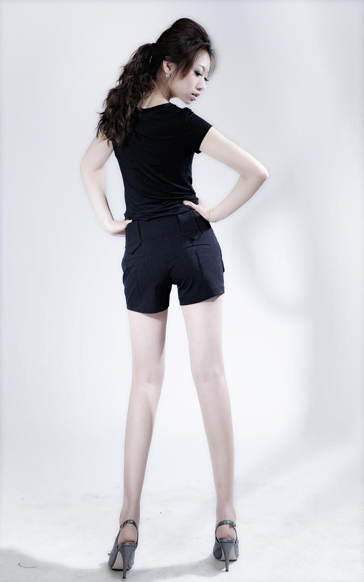细长的双腿[13P]